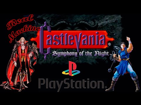 Directo GamePlay Castlevania Symphony Of the Night PSX