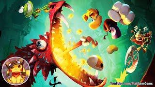 Rayman Legends - Full Game Walkthrough (Longplay) [1080p] No commentary