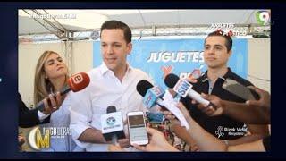 #ENM ¡Por 2do año consecutivo! Hugo Beras, nos presenta su propuesta a la alcaldia de Santo Domingo