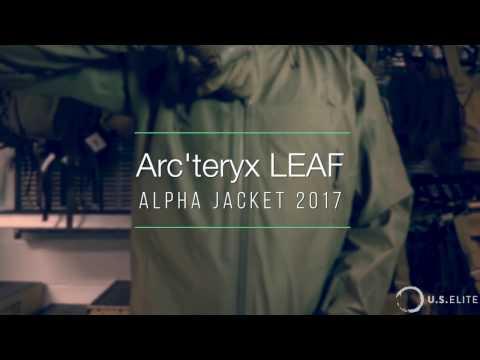 Arc'teryx LEAF 2017 Line Alpha Jacket