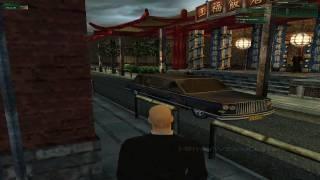 Hitman: Codename 47 Mission #2 - Ambush at the Wang Fou Restaurant
