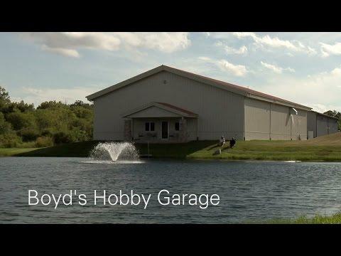 Boyd's Hobby Garage