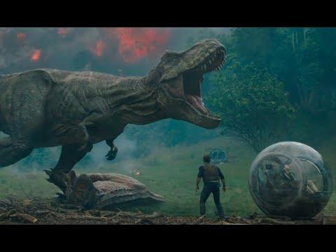 'Jurassic World: Fallen Kingdom' Official Trailer (2018) | Chris Pratt, Bryce Dallas Howard