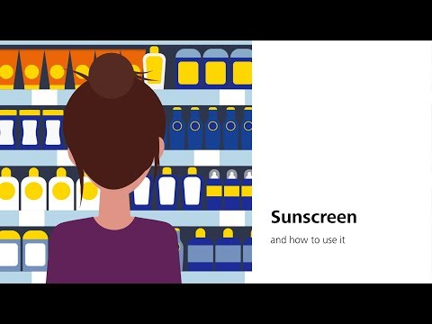 UV Radiation: Protection through Sunscreen