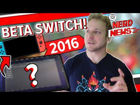 Frühe Entwickler Switch aufgetaucht!