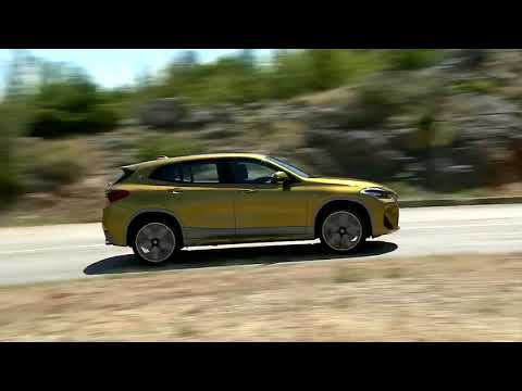BMW X2 video