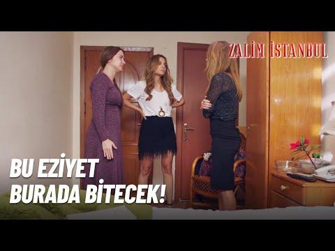 Seher Kızlarını Topladı! - Zalim İstanbul 12. Bölüm