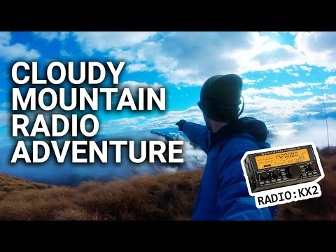 Incredible New Zealand Views for Summits On The Air