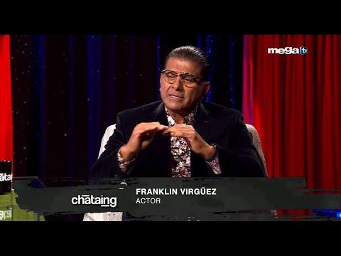 Chataing 04-05-21 con el actor Franklin Virgüez