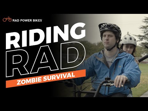 Zombie Survival | Riding Rad