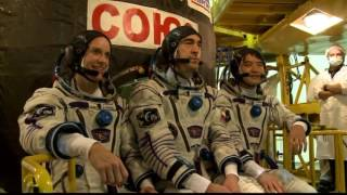 Pre-Launch Activities Continue for Next ISS Crew