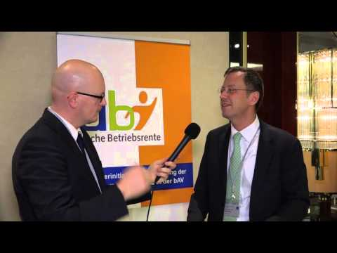 Interview mit Prof. Dr. Dirk Kiesewetter, Universität Würzburg zur Förderung der bAV