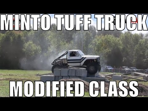 MODIFIED CLASS AT MINTO TUFF TRUCK CHALLENGE 2018