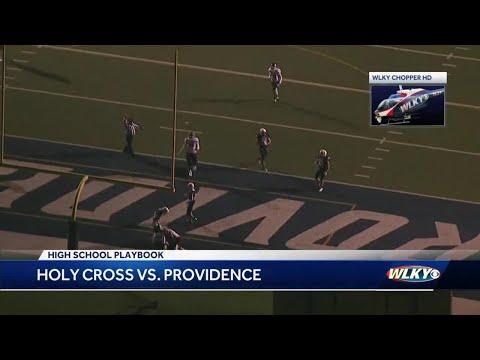 Holy Cross beats Providence