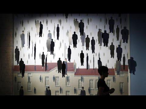 Magritte átfogó kiállítása Madridban