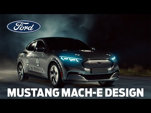 Design and Technology | Mustang Mach-E