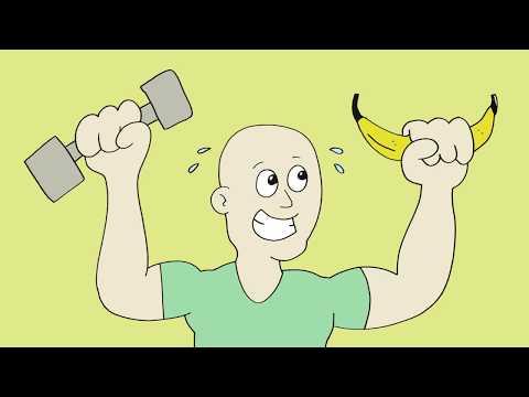 Mellommåltid - banan