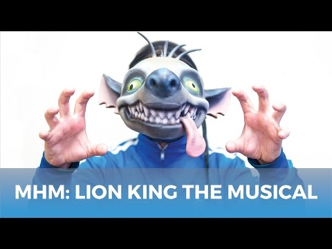 MatterHackers Minute // Awesome Teacher Uses 3D Printing for Lion King Production