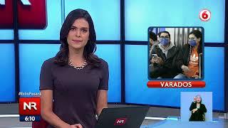 Noticias Repretel Matutina: Programa 26 de marzo del 2020