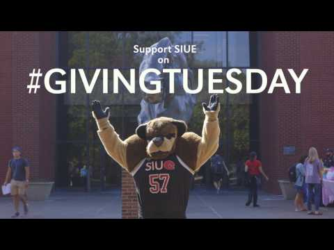 SIUE #GivingTuesday