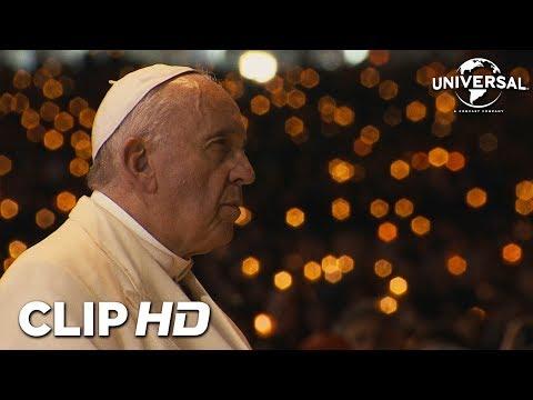 "EL PAPA FRANCISCO - UN HOMBRE DE PALABRA - Clip 2 ""Una brisa franciscana"""