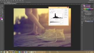 Photoshop CS6 Tutorial - 106 - Levels