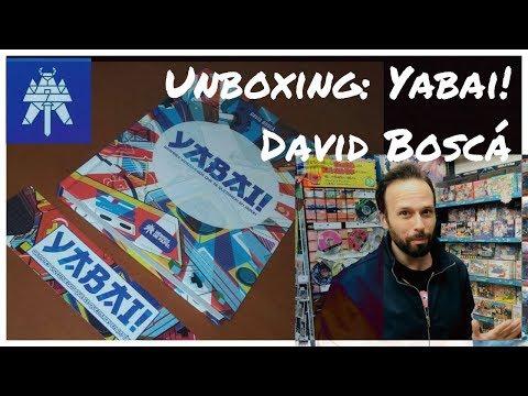 Reseñas de Papel: YABAI! (Creativo en JAPON - David Boscá) Héroes de Papel - Juegos Retro en JAPÓN
