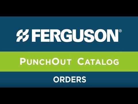 Ferguson Punch-Out Catalogs - Orders