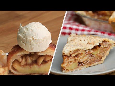 Apple Pie 7 Ways ?Tasty