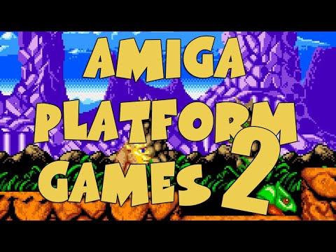 The Best Commodore AMIGA Games: Platform Genre (II)