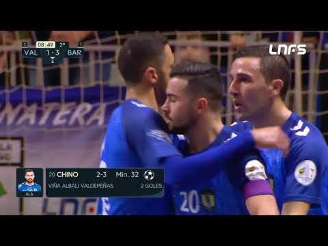 Viña Albali Valdepeñas - Barça Final Copa de España 2020