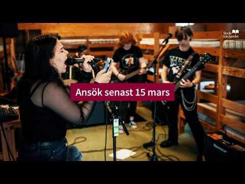 Ansök till Sweden Rock-kollo 2020!