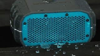 Braven BRV-1: a punchy mini Bluetooth speaker that's splashproof