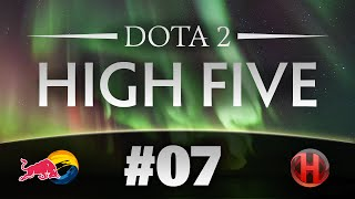 Dota 2 High Fives - Ep. 7 [Red Bull Weekly]