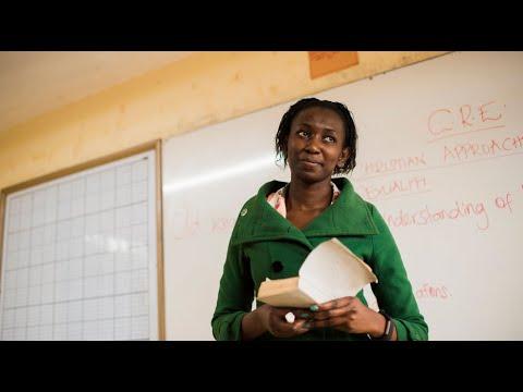 """Examination del 5 av """"Resan till Kenya"""""""