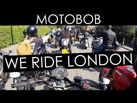 We Ride London Awareness Ride, Regents Park, April 2017