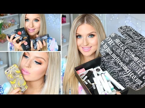 Huge Collective Makeup Haul! ? Mac, NARS, Nordstrom, Colourpop & More!