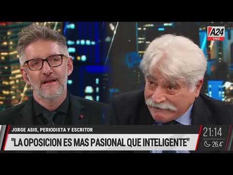Novaresio mano a mano con Asís - Dicho Esto (07/04/2021)