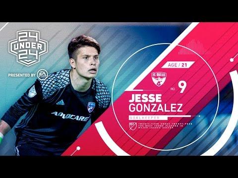 Jesse Gonzalez | 24 Under 24 #9