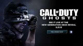 ตัวอย่างเกม  Call of Duty: Ghosts Masked Warriors