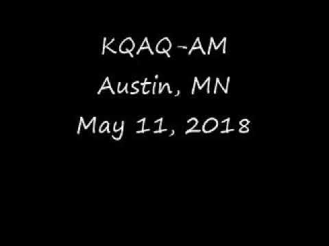 KQAQ AM Austin, MN May 11, 2018