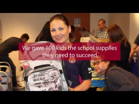 Credential's 2016 Giving Story