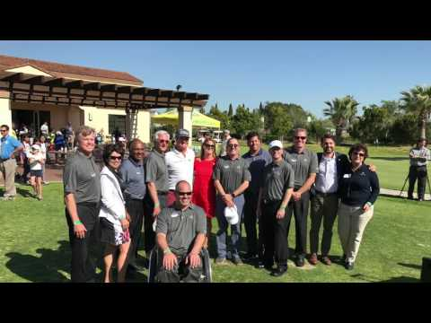 Charley Hoffman Youth Golf Clinic and Reception - May 3, 2017
