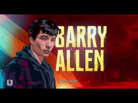 Liga de la Justicia - Barry Allen aka Flash - Castellano HD