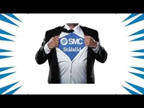 SMC:s SY stålslid ett produktionssäkert alternativ