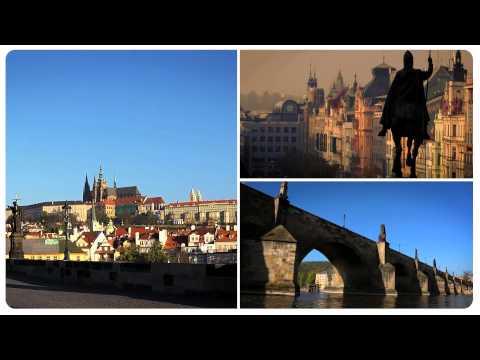 Vítejte v Česku!