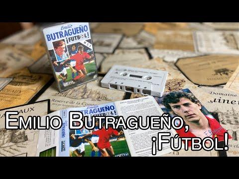 La doble traición del videojuego español más vendido: Emilio Butragueño, ¡Fútbol! Va de Retro #116
