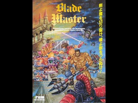 Blade Master Arcade Sound Track