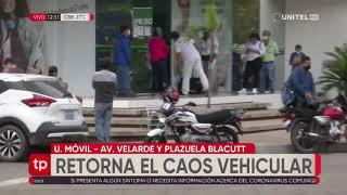 Santa Cruz: No existe control policial ni municipal en la zona del primer anillo