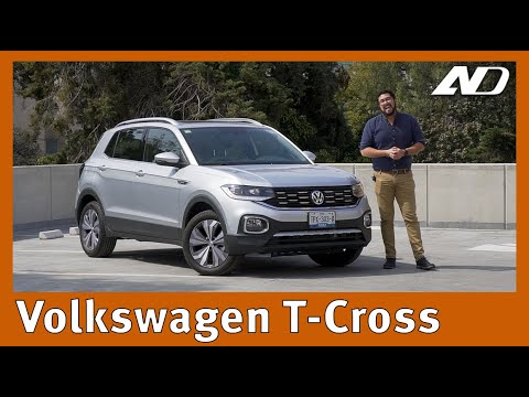 Volkswagen T-cross - Casi ideal